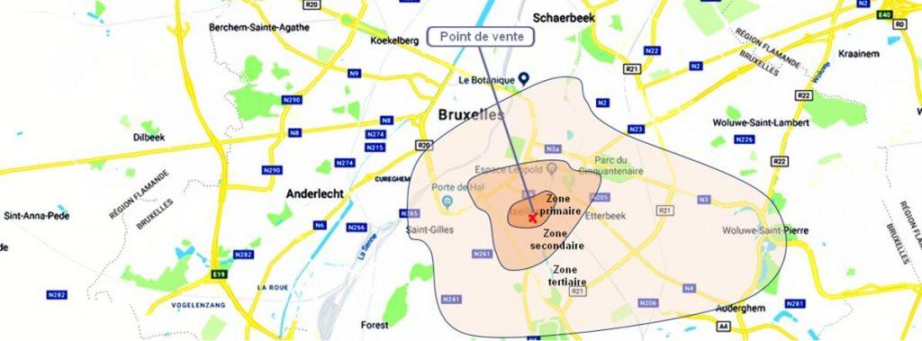 etude-implantation-zone-chalandise-point-de-vente
